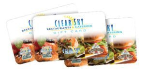 clear sky gift cards