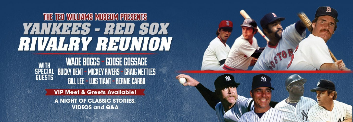 Yankees Red Sox Rivalry Reunion